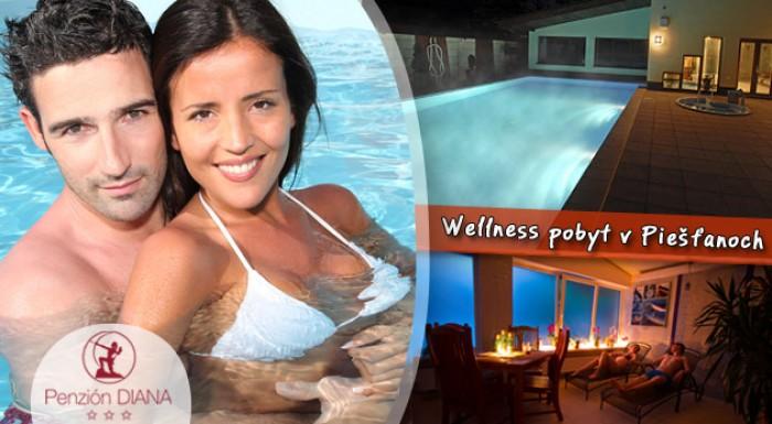 Užívajte si zimný relax a pohodu v Piešťanoch. Pobyt v kúpeľnom meste. Platnosť do konca marca 2013.