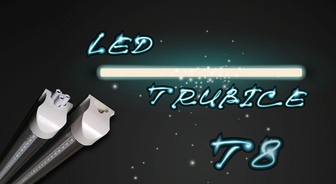 Integrované LED T8 trubicové svietidlá - plnšia peňaženka a krajšie svetlo!
