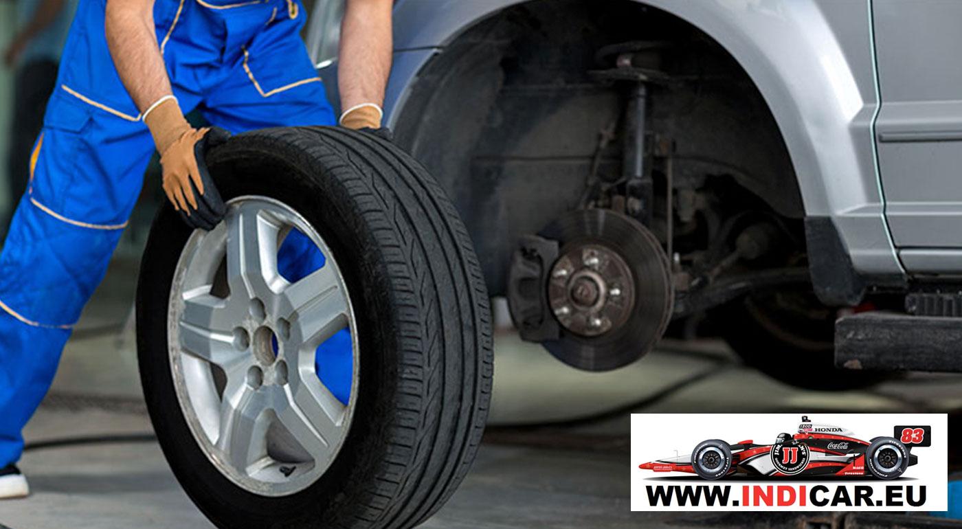 Jarné prezutie pneumatík a kompletné vyváženie oceľových alebo hliníkových diskov v Bratislave