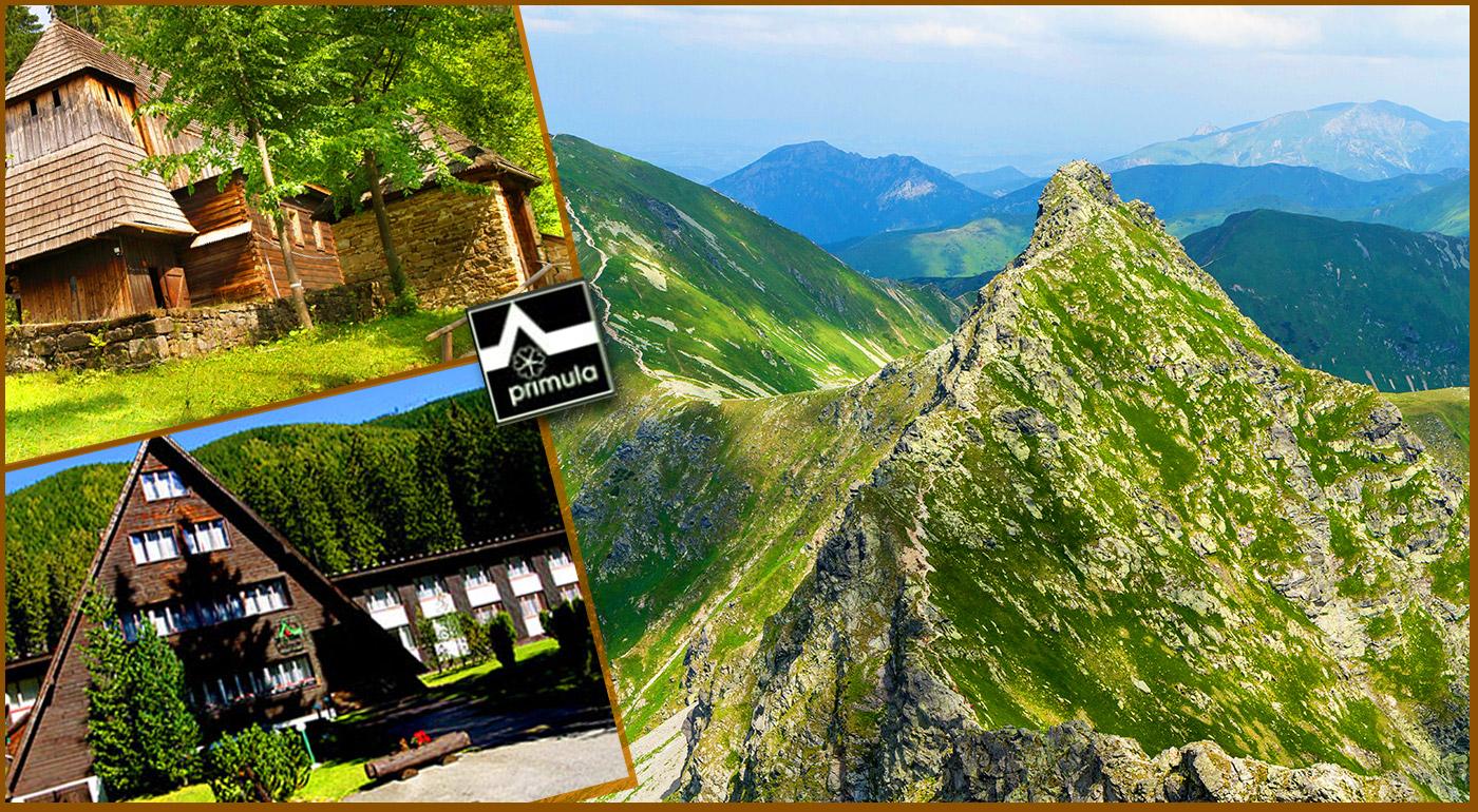 Vysokohorský pobyt na Roháčoch v Hoteli Primula pre dvoch
