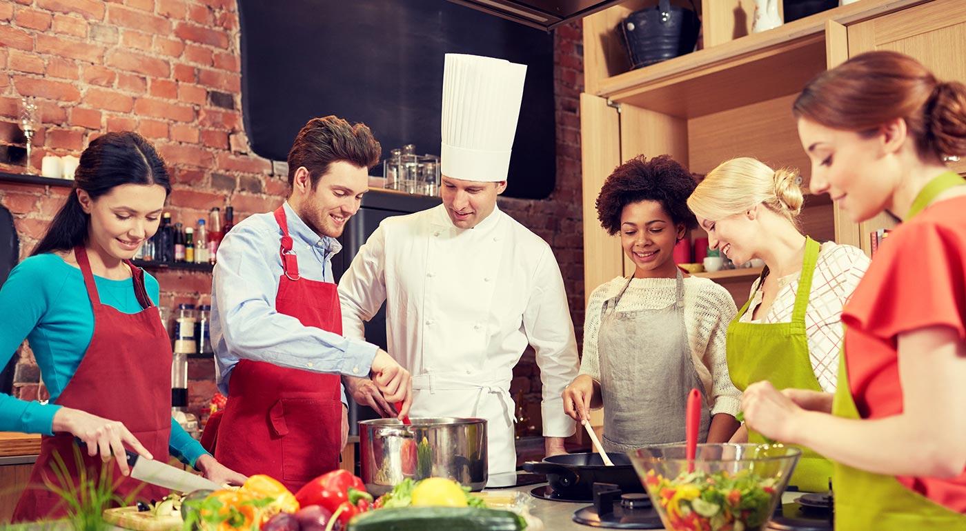 Kurz zdravého varenia v Bratislave pod vedením nutričného poradcu