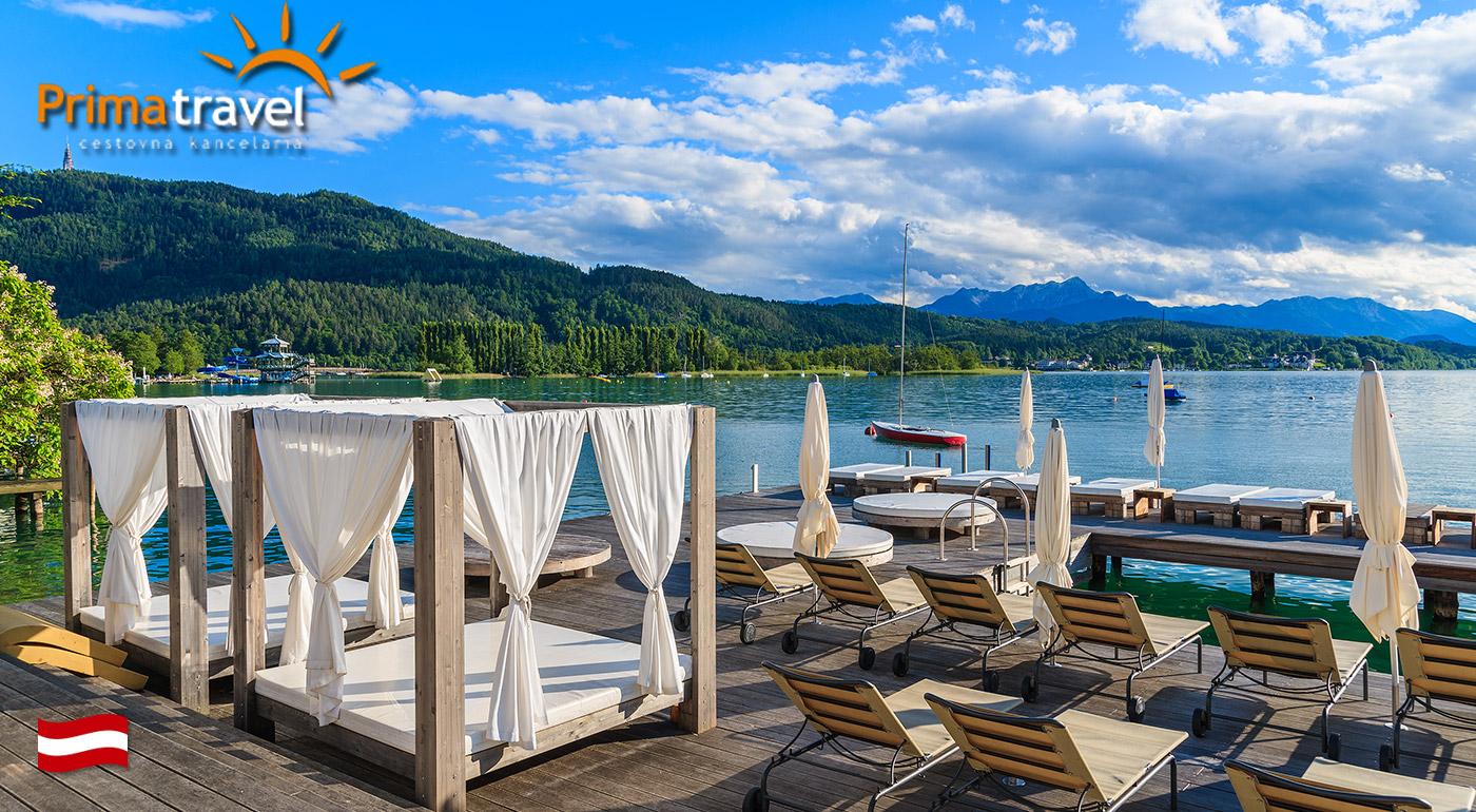 Víkendový zájazd do rakúskeho Grazu a k jazeru smotánky Wörthersee s CK Prima Travel