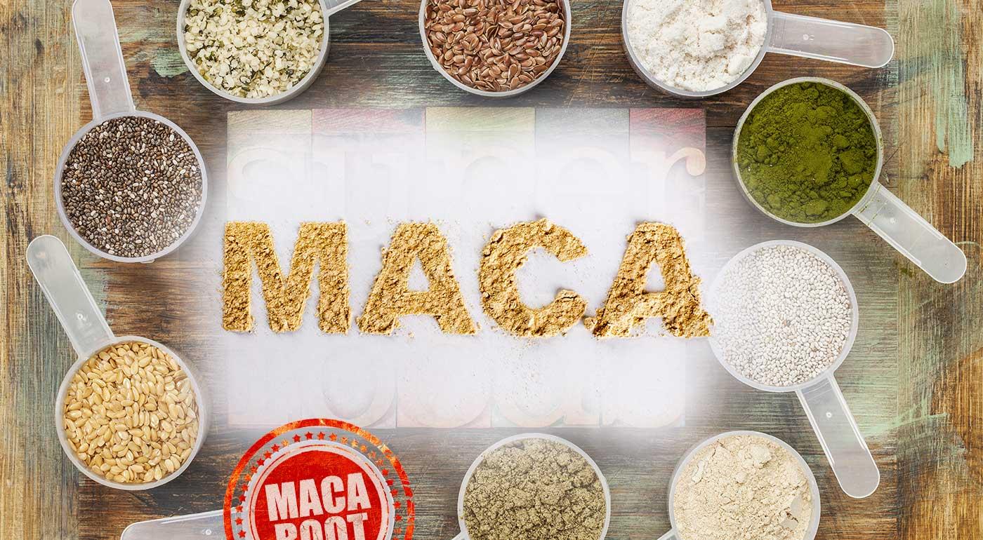 Tablety Maca - povzbudenie organizmu k vysokým výkonom!