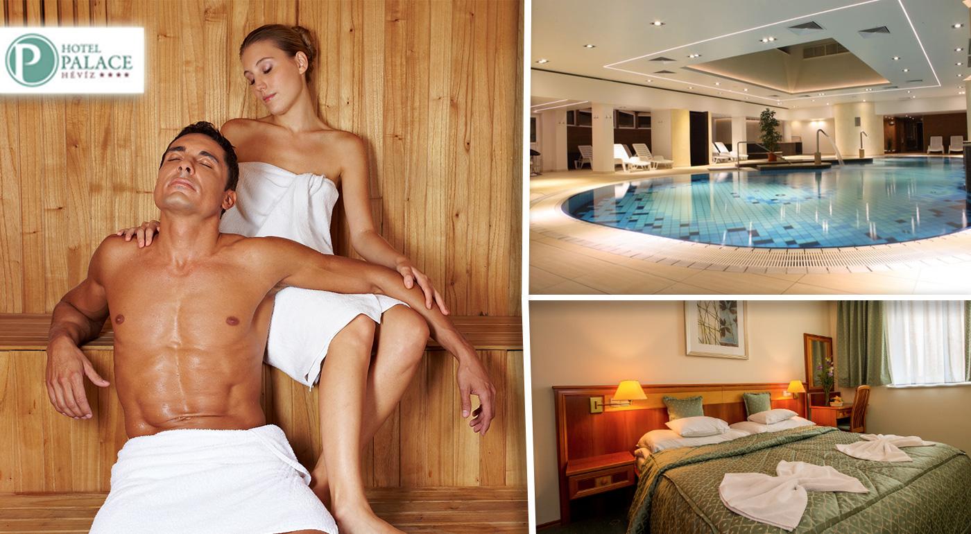 Nebojte sa jarnej únavy - zrelaxujte v Hoteli Palace**** v maďarskom meste Hévíz!