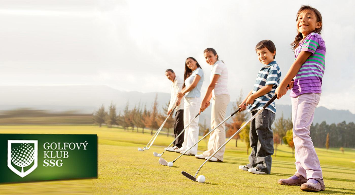 Detský golfový tábor Rytieri a kňažné golfu v Bratislave