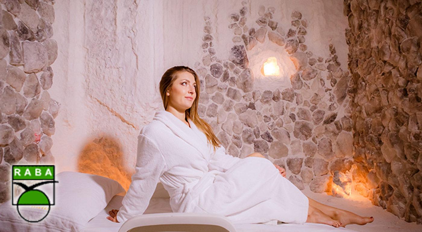 Zbavte svoje telo i dušu škodlivých nánosov a buďte zdraví - vstúpte do soľnej jaskyne!
