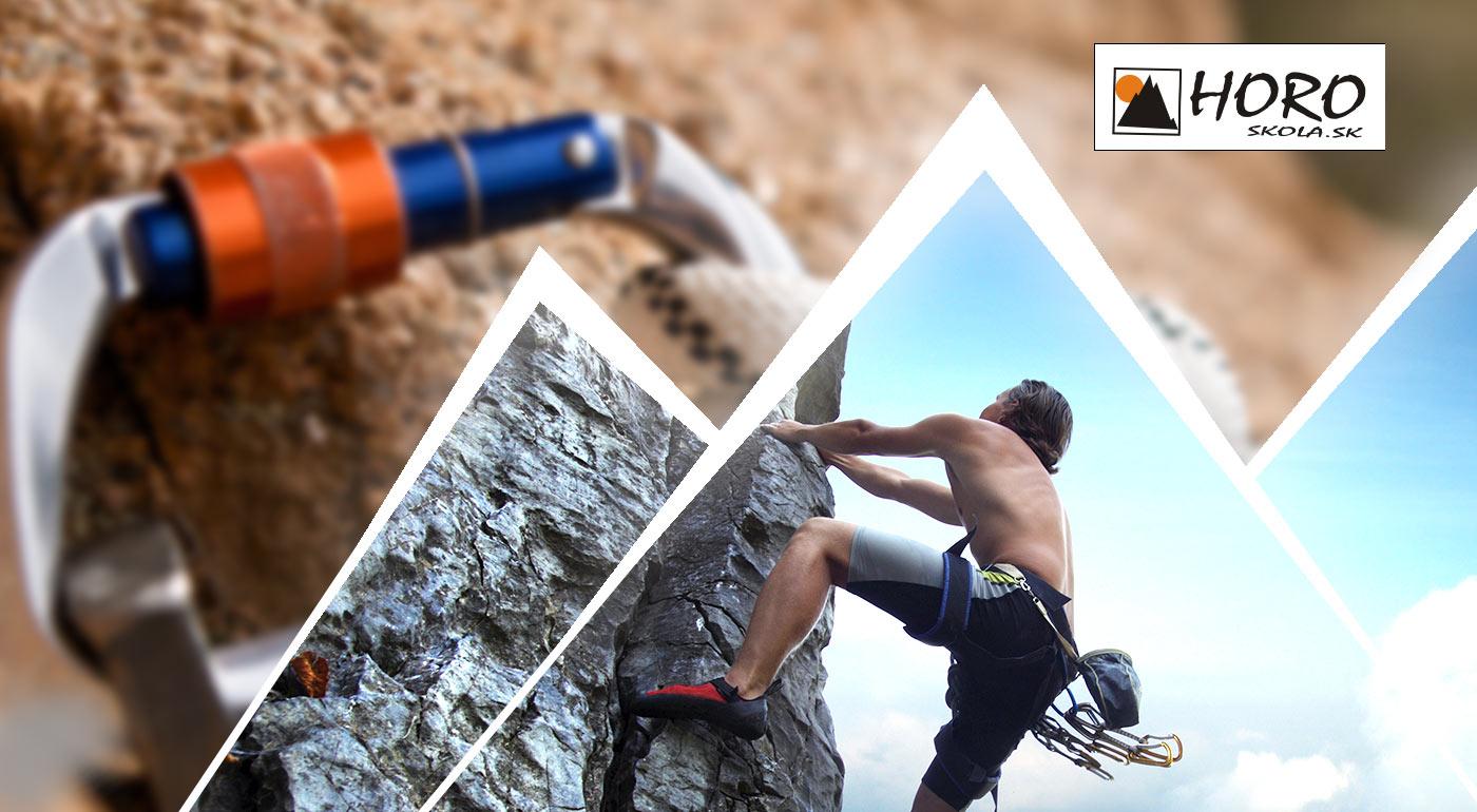 Zoznamovacie kurzy lezenia na skalkách pre začiatočníkov na Liptove
