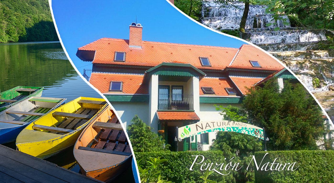 Len príroda, vy a vaša polovička. Prežite romantiku v Penzióne Natura v maďarskom Szilvásvárade!