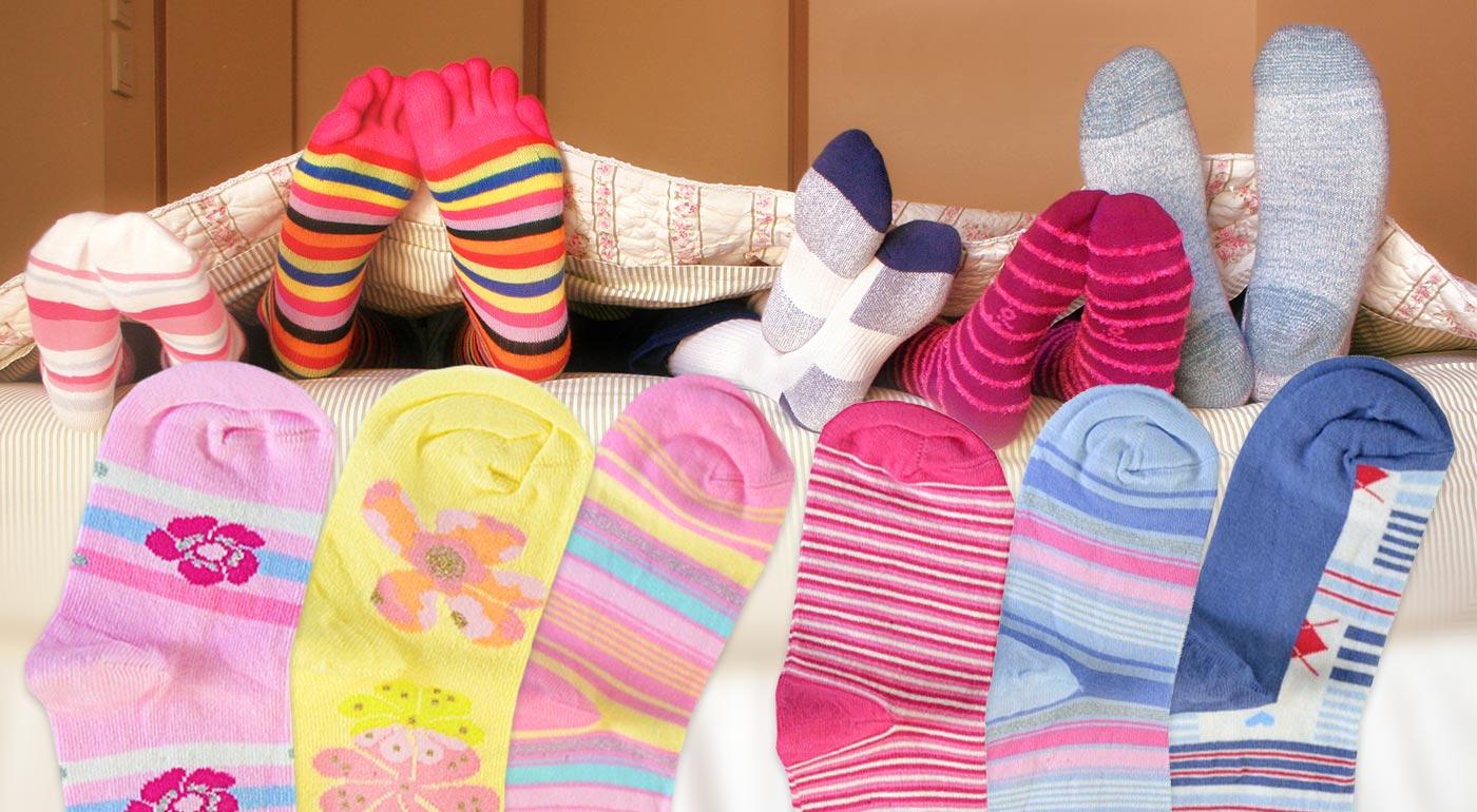 5 párov detských podkolienok Gatta - na výber množstvo farieb a vzorov