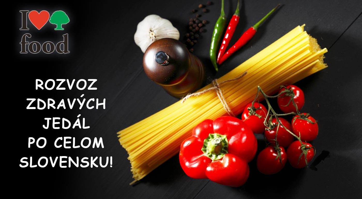 Zdravá a chutná donáška jedla až k vám domov alebo do práce po celom Slovensku