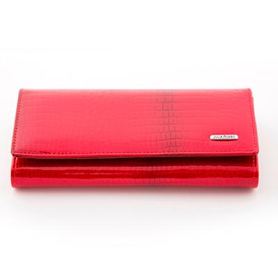 Dámska luxusná peňaženka JULIA ROSSO - červená