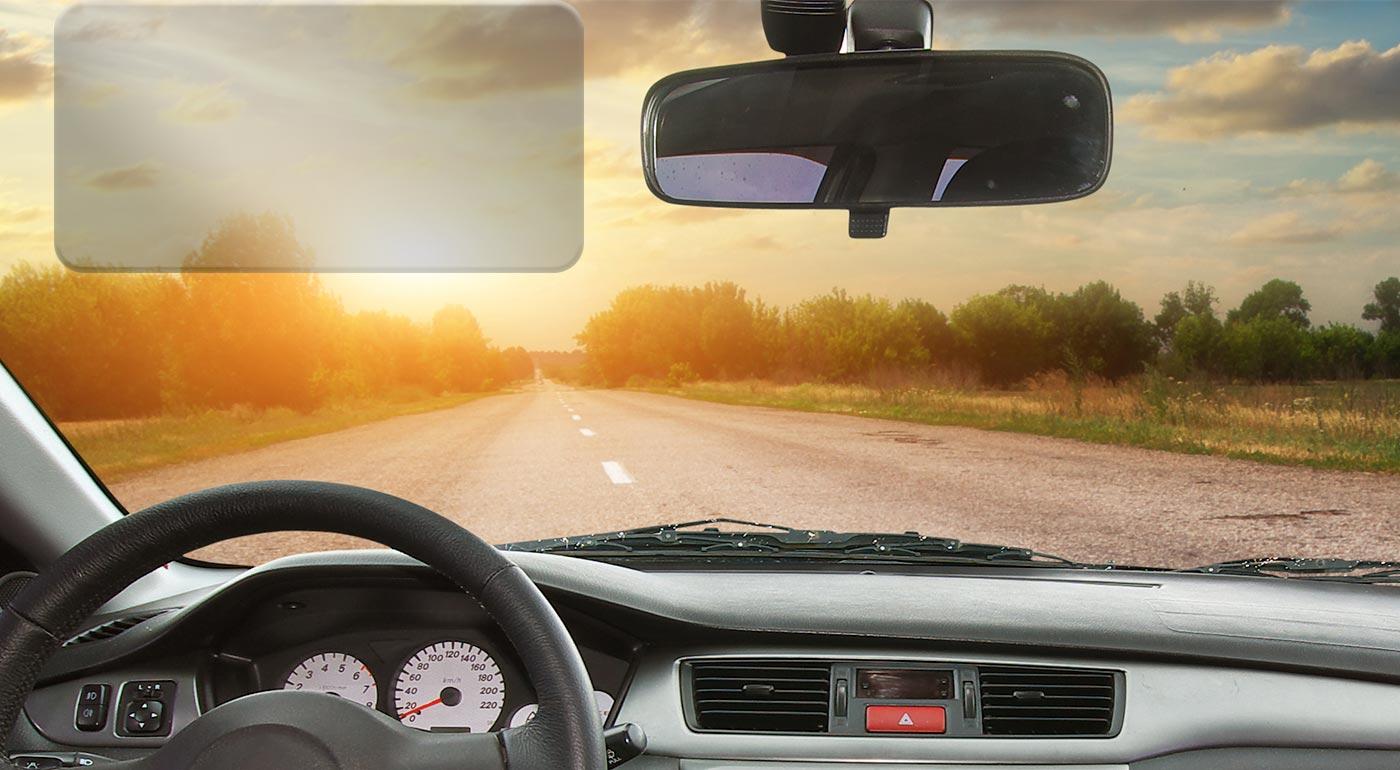 Nočná a denná clona do auta pre vašu bezpečnú a pohodlnú jazdu