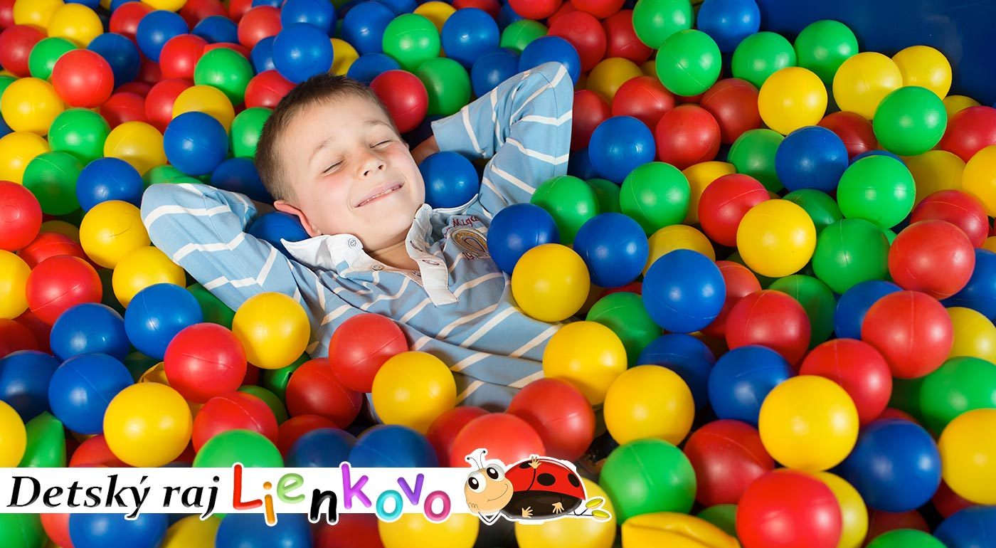 Smiech a zábava pre vaše detí - 2 hodiny v detskom raji v Poprade