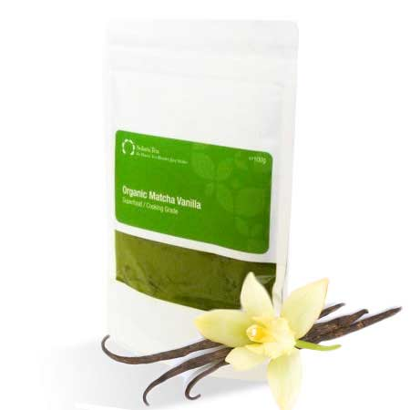 Čaj Matcha Vanilla bio - 100 g