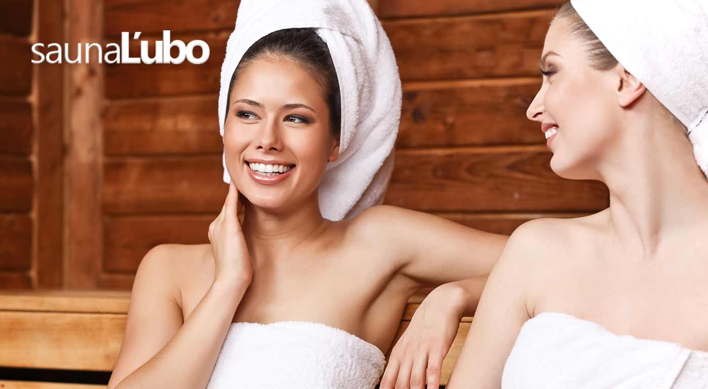 Zrelaxujte vaše telo i myseľ v Saune Lubo v Bratislave  - vstup pre ženy