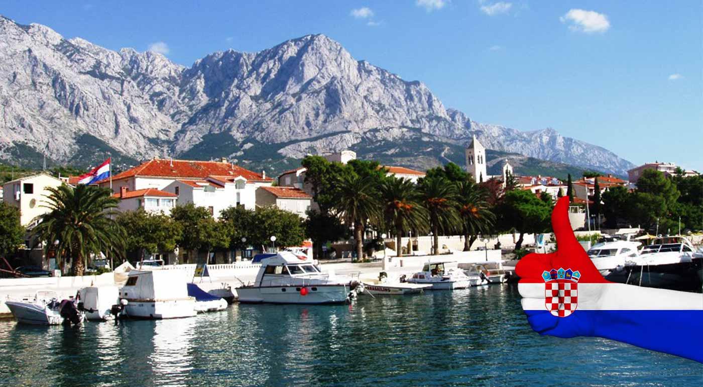 Slnečných 8 dní v Chorvátsku - len Jadran, dobrá nálada a vy