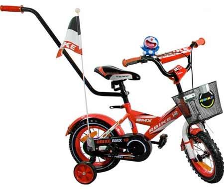 """Arti detský bicykel veľkosť: """"12"""" - červený"""