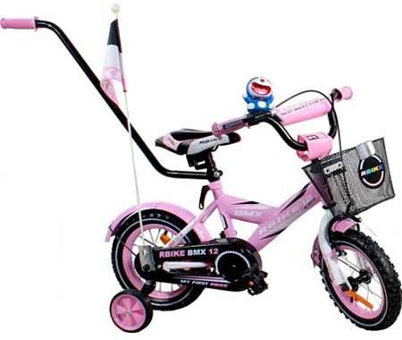 """Arti detský bicykel veľkosť: """"12"""" - ružový"""