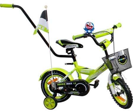 """Arti detský bicykel veľkosť: """"12"""" - zelený"""