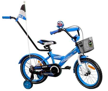 """Arti detský bicykel veľkosť: """"16"""" - modrý"""