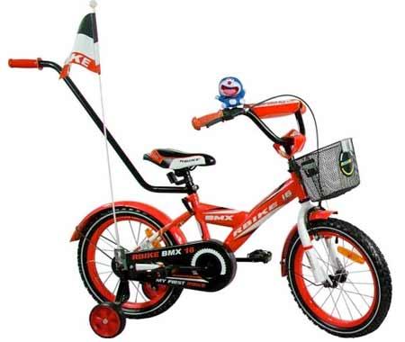"""Arti detský bicykel veľkosť: """"16"""" - červený"""