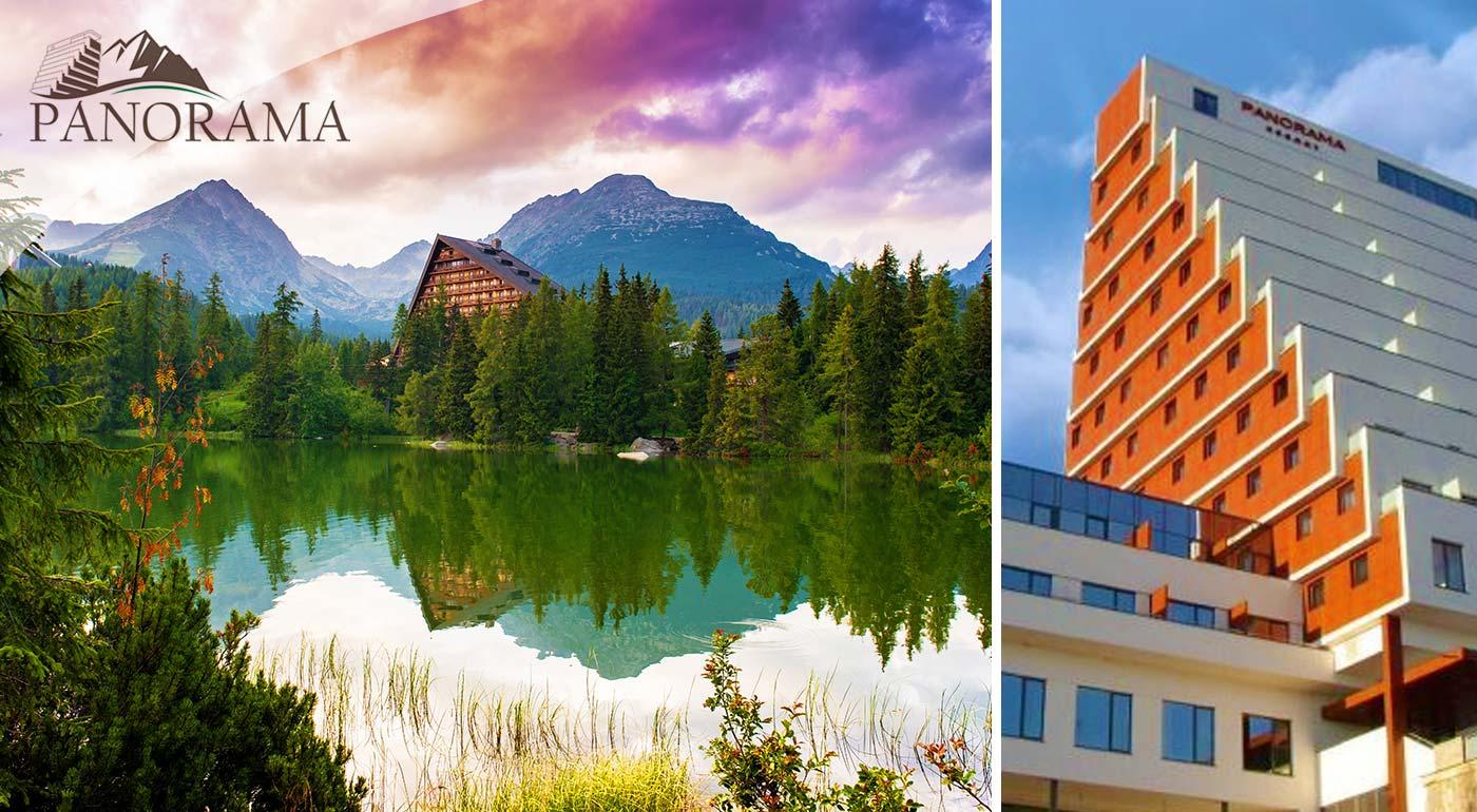 Doprajte si nádherné 3 až 7 dní v súkromných apartmánoch v hotelovo-apartmánovom rezorte Panorama s výhľadom na hory