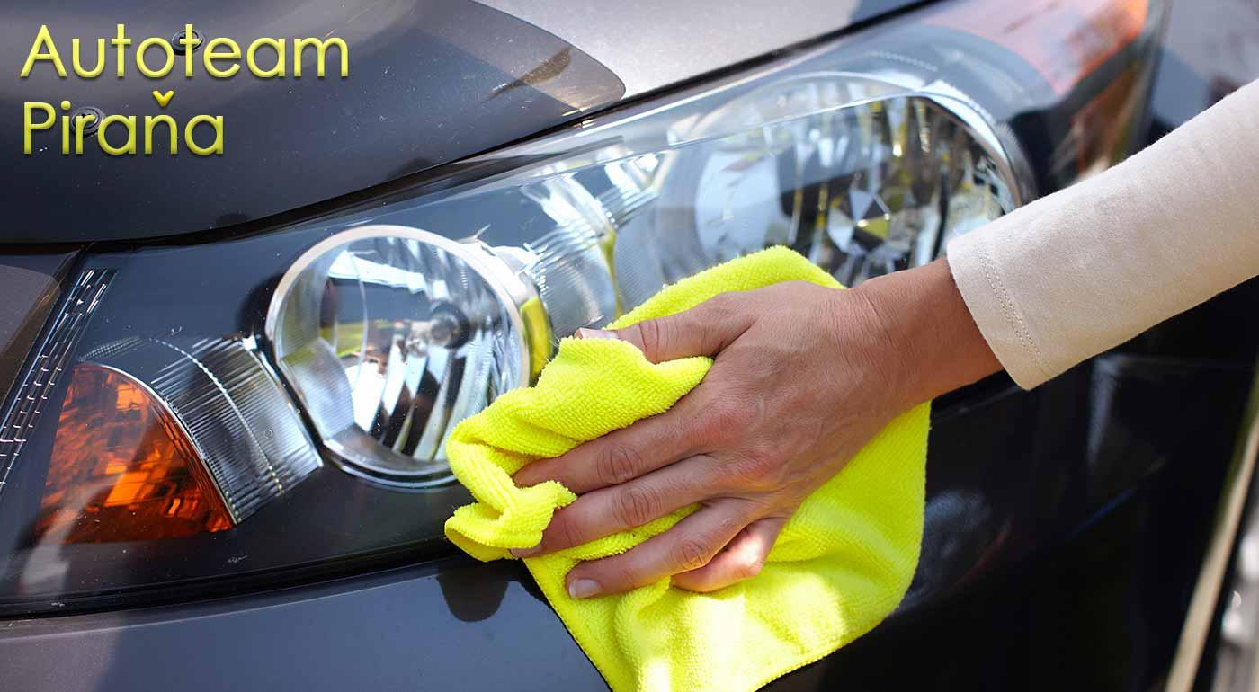 Ručné umytie exteriéru alebo interiéru vášho automobilu v Bratislave
