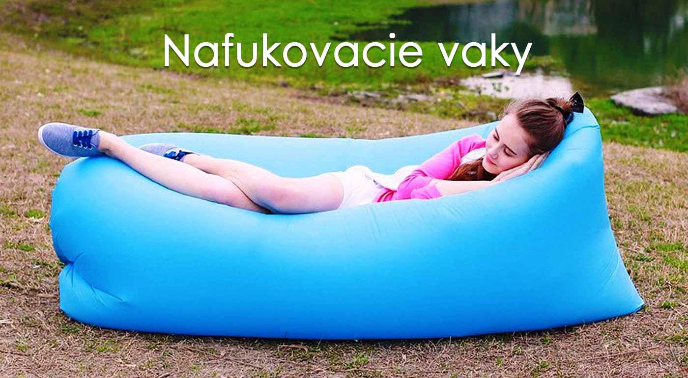 Nafukovacie vaky na sedenie či do bazéna - hit tohto leta