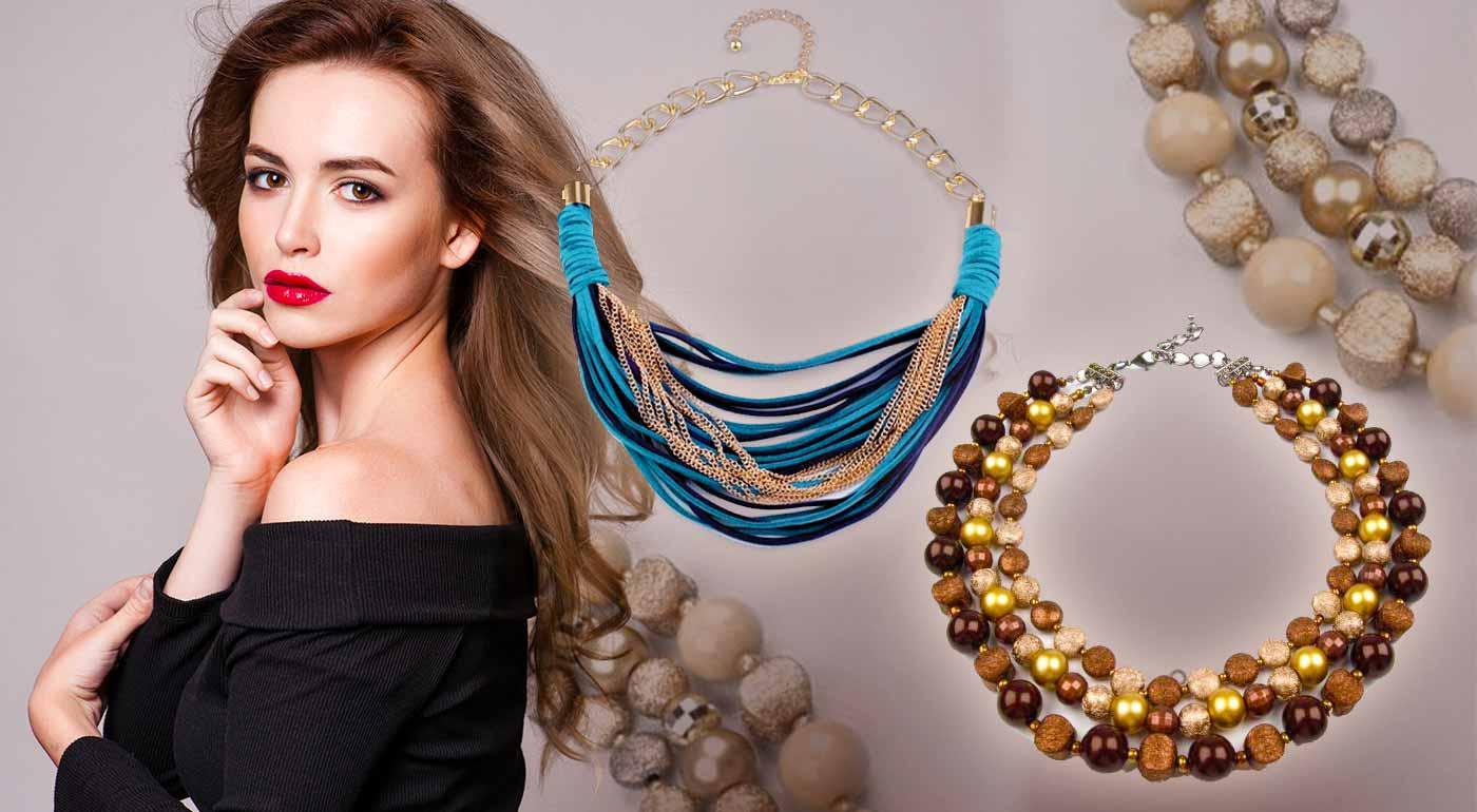 Honosný náhrdelník, ktorý z každej ženy spraví dámu - vyberte si ten svoj