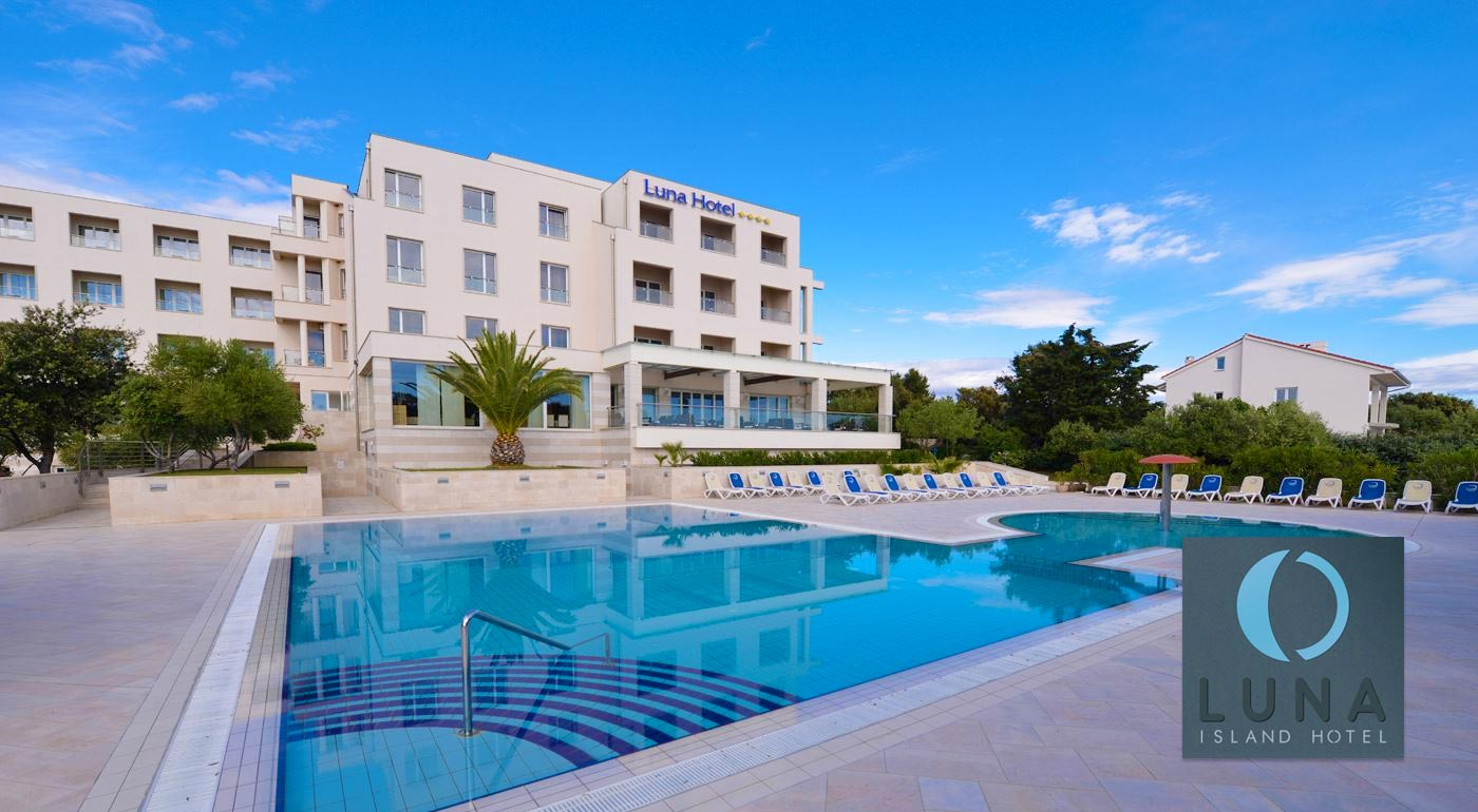 Prežite dovolenku v exkluzívnom Hoteli Luna Island **** v Chorvátsku