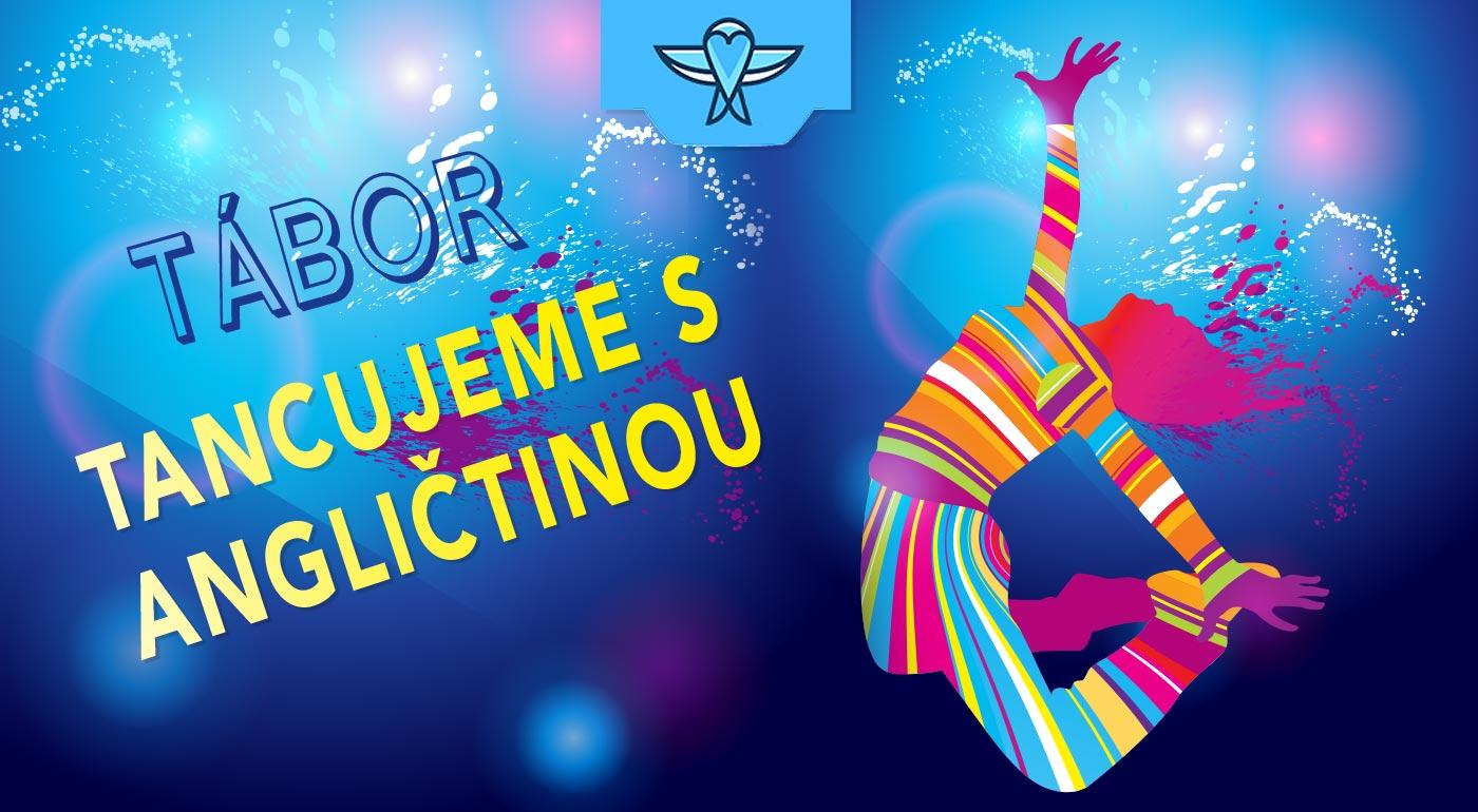 Denný tábor Tancujeme s angličtinou pre všetky deti z Bratislavy a okolia