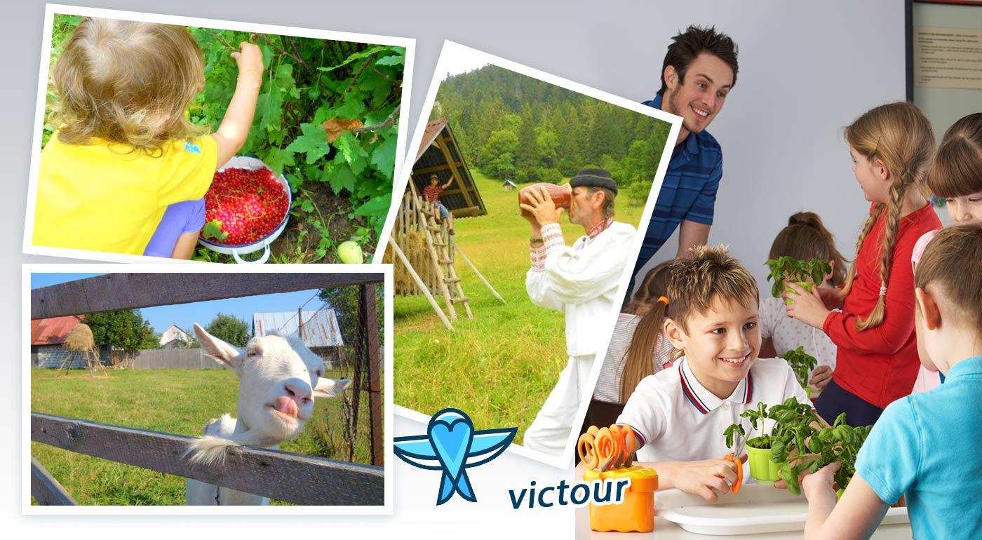 Letný tábor Pod Kráľovou Hoľou plný zvierat, zábavy a slovenských tradícii