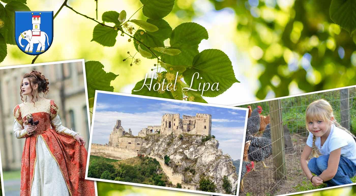 Rodinný víkend s polpenziou v Hoteli Lipa *** v Starej Turej so sprievodnými podujatiami na hrade Beckov