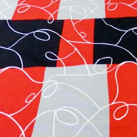 Bavlnené obliečky pre dvojlôžko - model 2