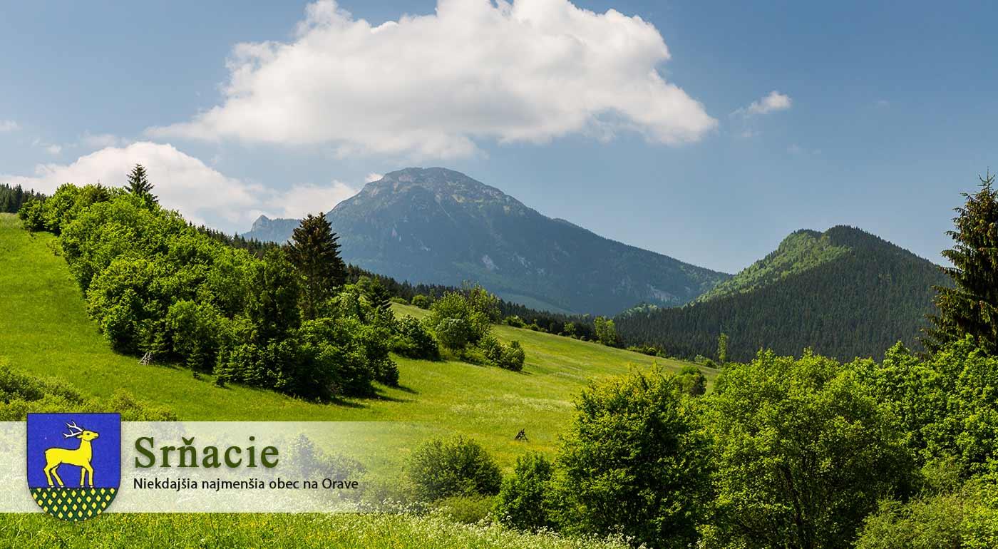 Prenajmite si tradičnú slovenskú drevenicu v rázovitej dedinke Srňacie na Orave