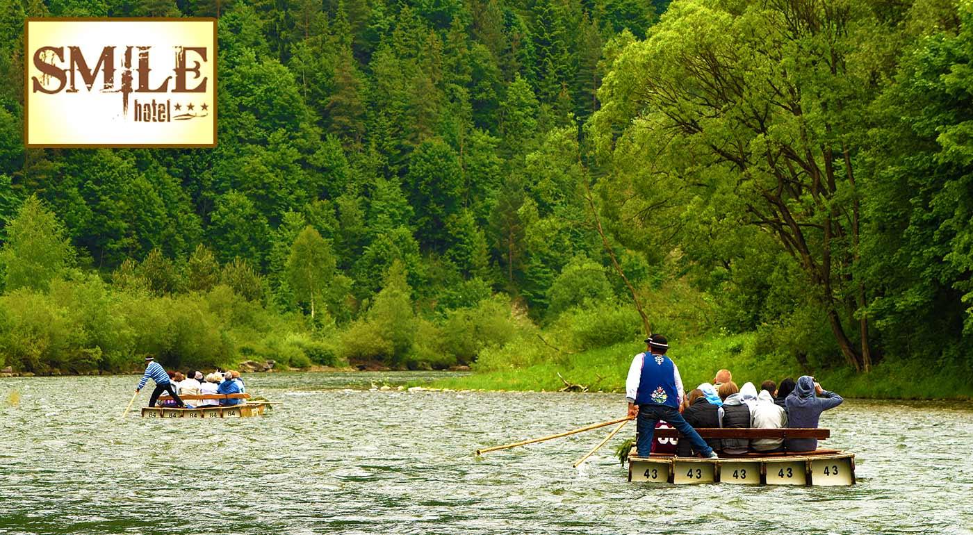 Dovolenkujte priamo v poľských Pieninách - skvelý horský pobyt pre dvoch neďaleko slovenských hraníc