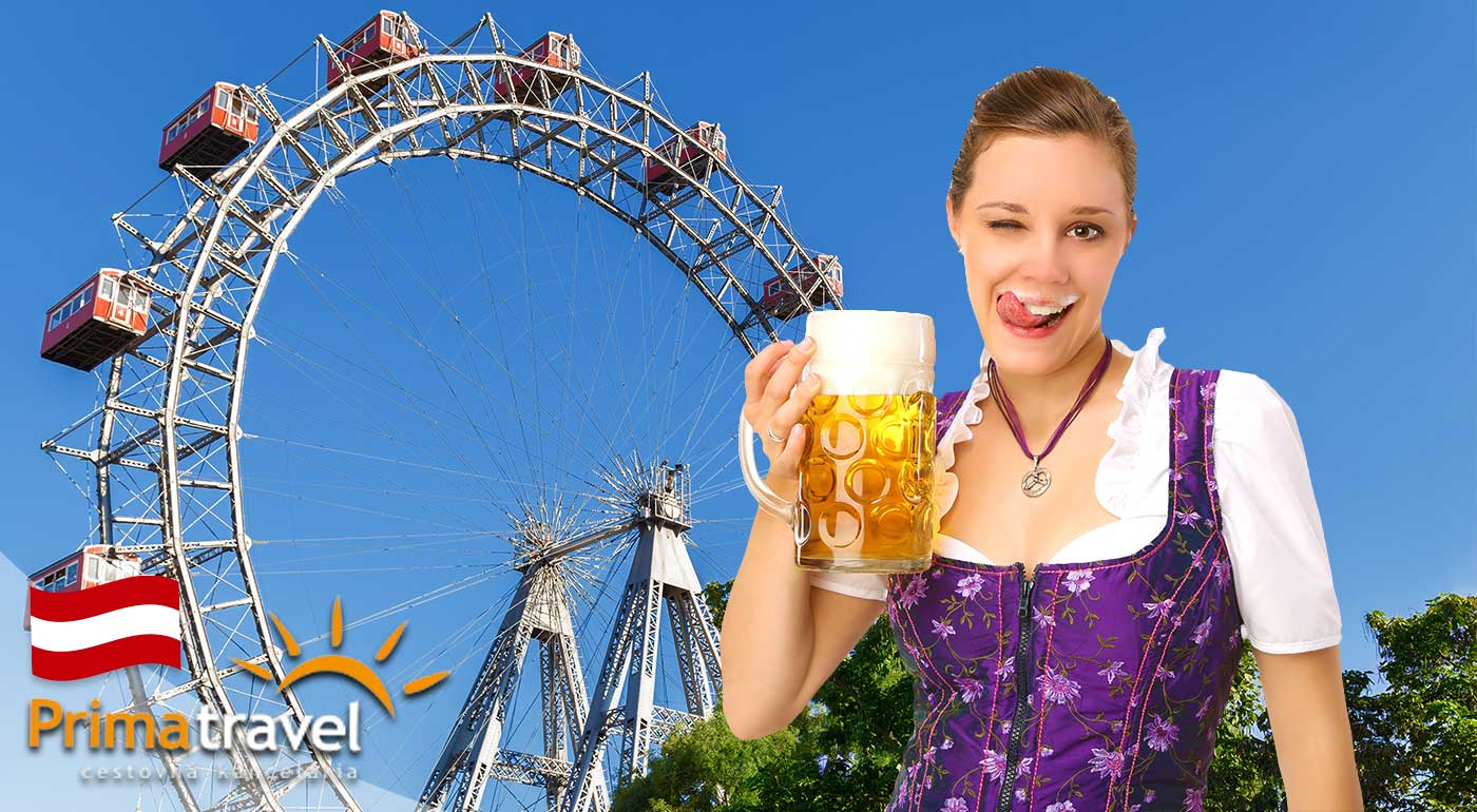 Zájazd na festival piva spojený s prehliadkou centra Viedne