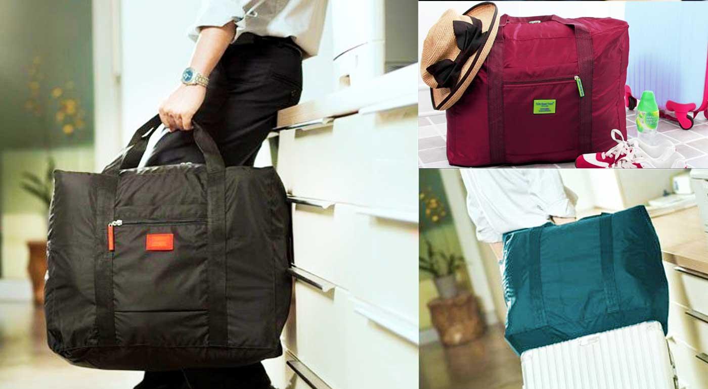 Zbaľte sa na dovolenku s praktickou cestovnou taškou