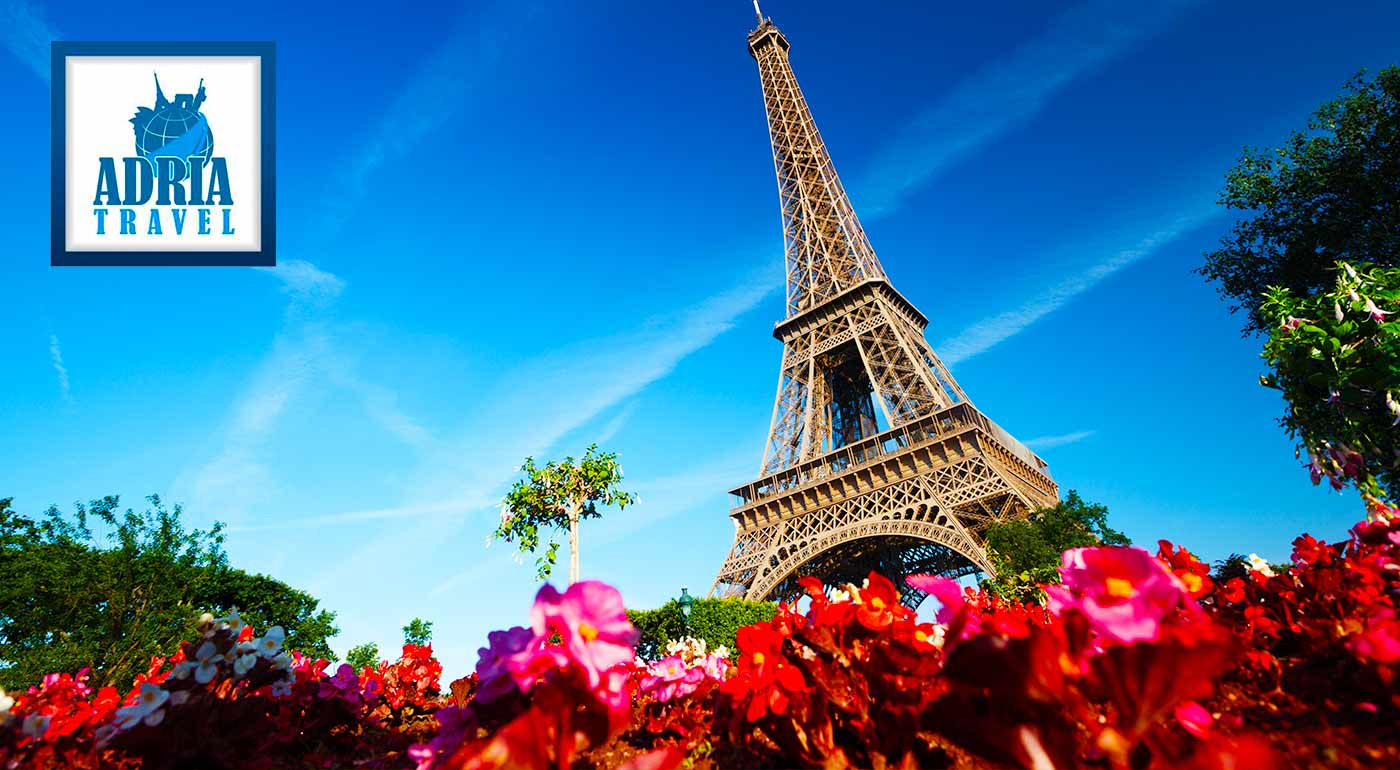 Objavujte Paríž v rámci 5-dňového poznávacieho zájazdu