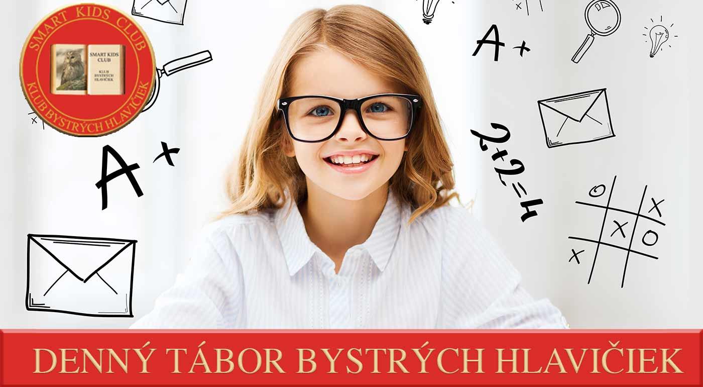 Nové zážitky, kamaráti i nové vedomosti hravou formou v dennom tábore Smart Kids Club v Bratislave