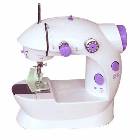 Prenosný šijací stroj Seriousharp