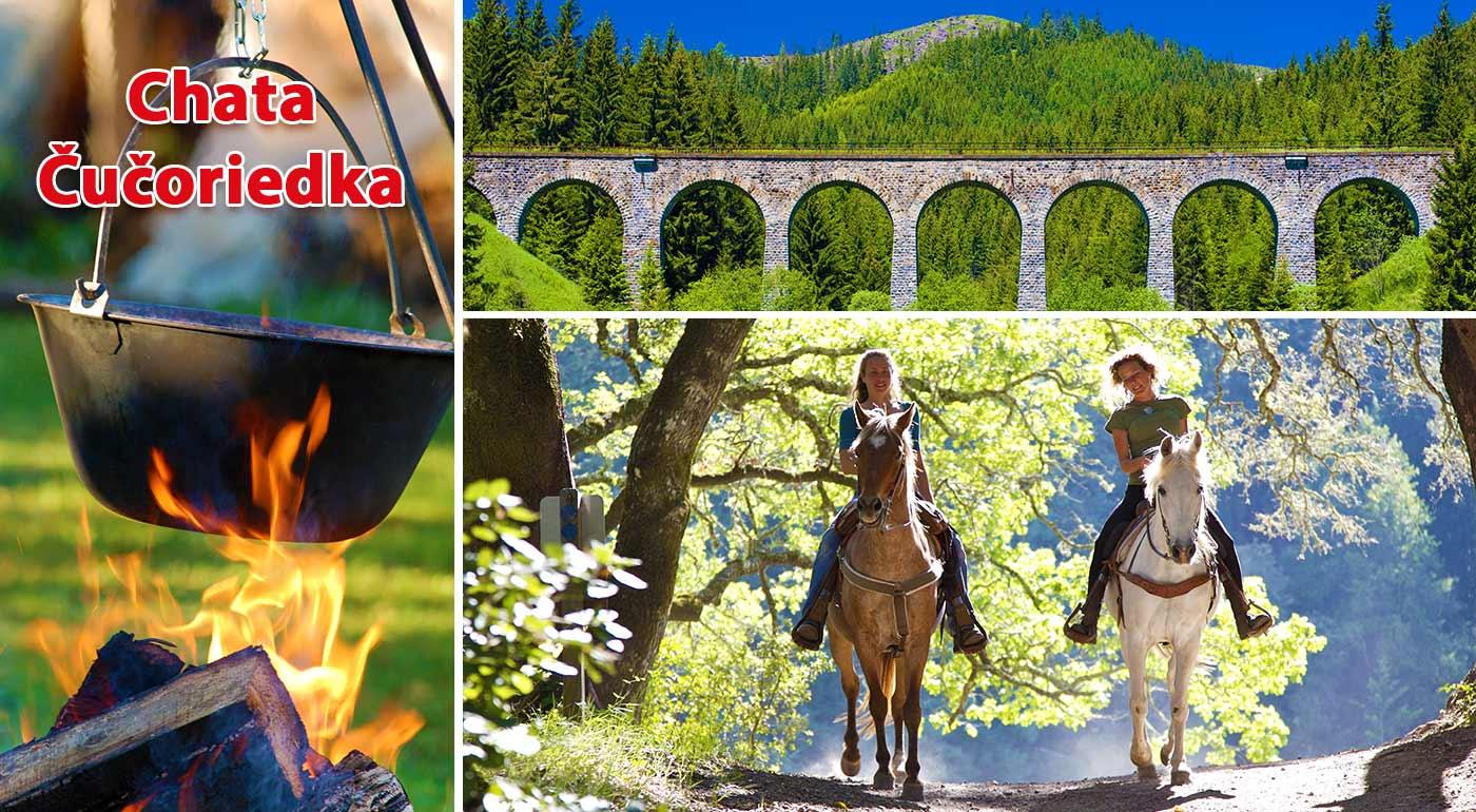 Bezchybné 3 alebo 4 dni v lone panenskej prírody v Chate Čučoriedka v Nízkych Tatrách s privátnym wellness