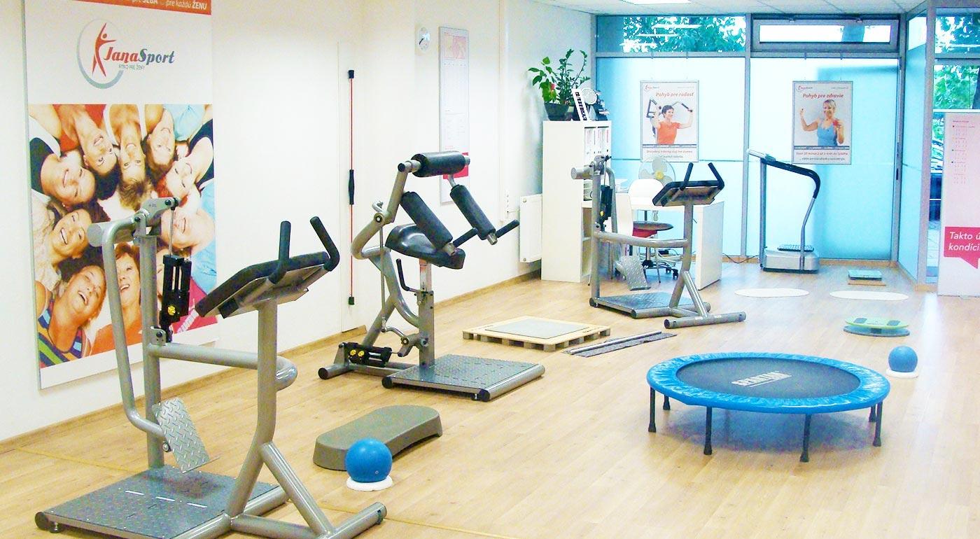 Kruhový tréning vás dostane do formy - permanentka do fitka pre ženy