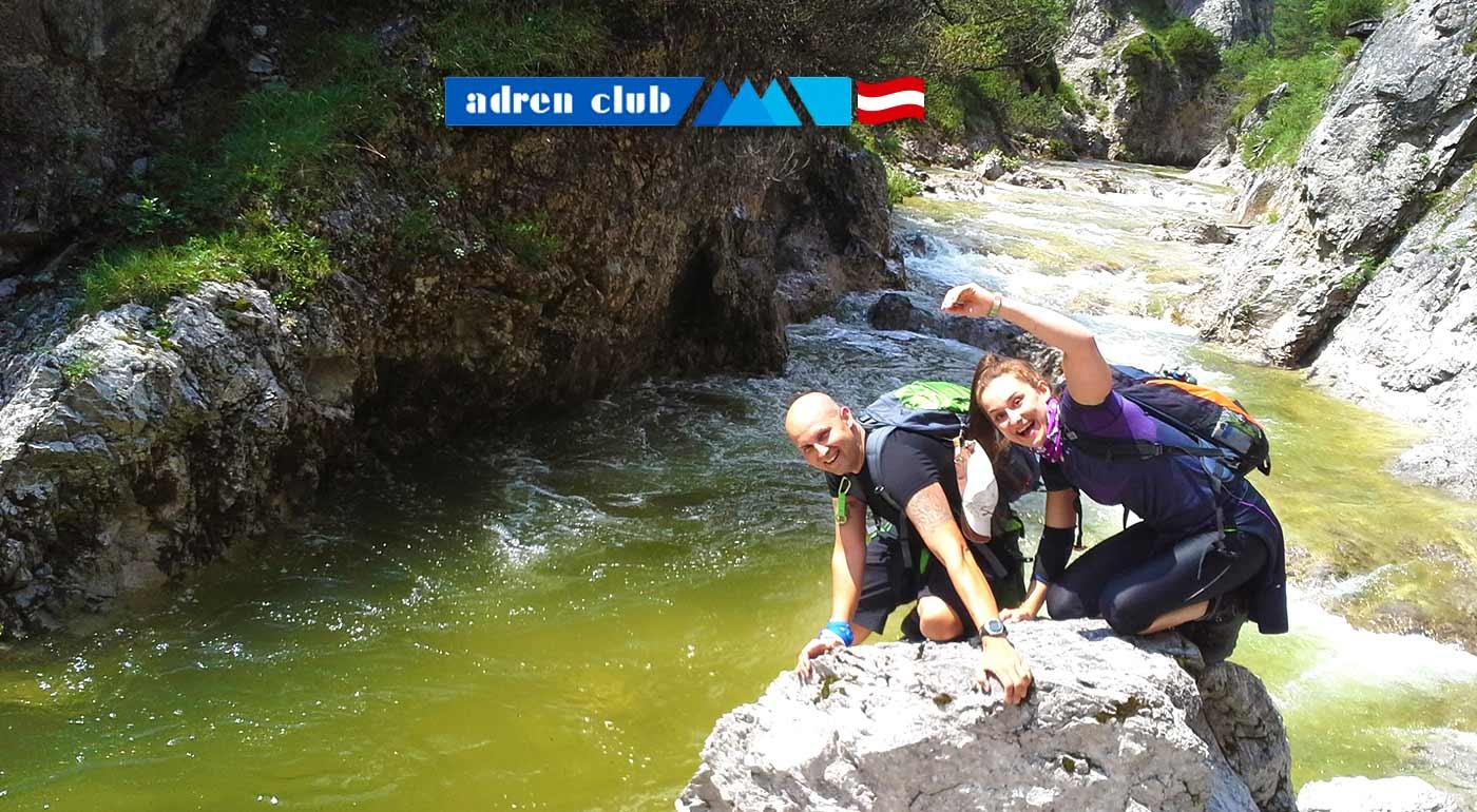 Vyberte sa na poriadnu túru do najkrajšej stredoeurópskej tiesňavy v Alpách.
