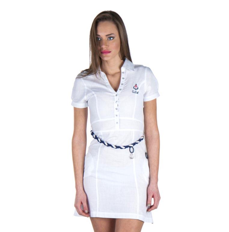 63857c4dfa2c Dámske šaty Giorgio Di Mare s krátkym rukávom  model 2 veľkosť S
