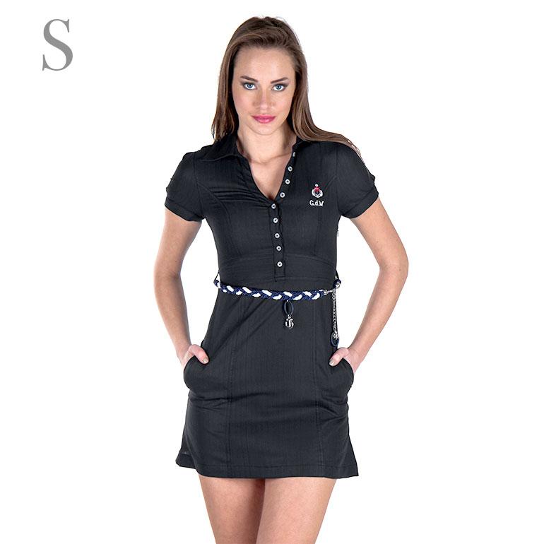 Dámske šaty Giorgio Di Mare s krátkym rukávom: model 1 veľkosť S
