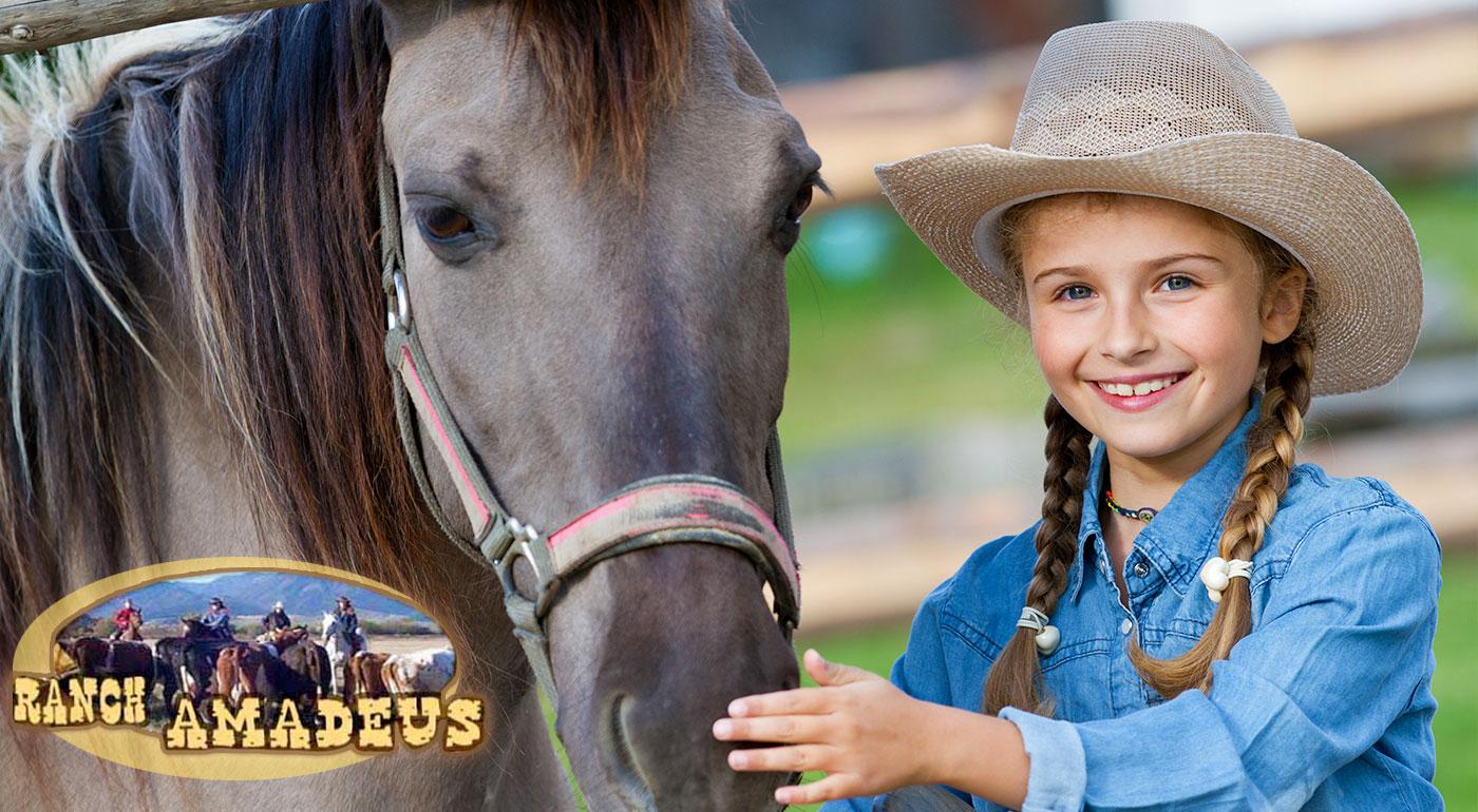 Získajte členstvo v OZ Klub Amadeus a letný camp so školou jazdenia pre vaše deti ZADARMO