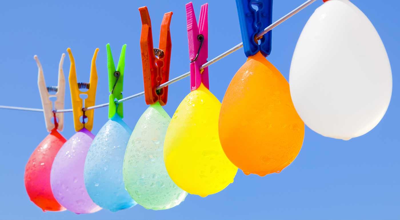 Tá najlepšia výzbroj na letnú bitku - sada pre rýchle balenie vodných balónov