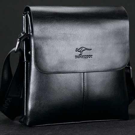 Pánska taška BANDICOOT - farba čierna