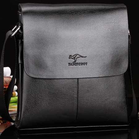 Pánska taška BANDICOOT - farba tmavohnedá